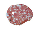Thumbnail Soppressata Slice Stock Photo - Royalty Free Image
