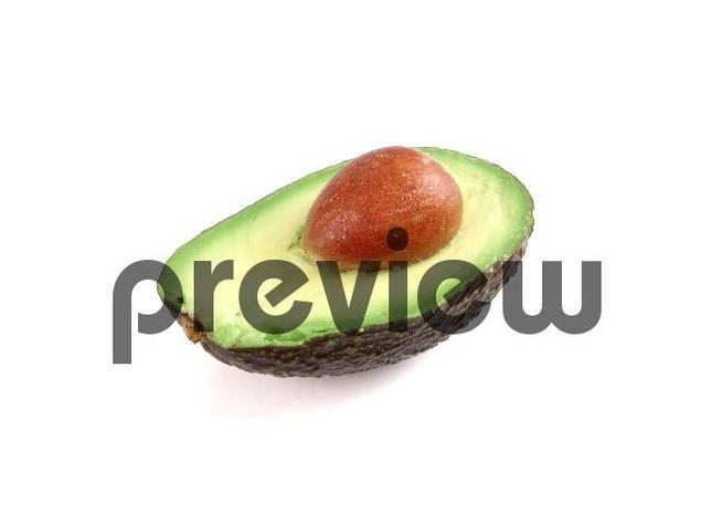 Pay for Avocado Half Stock Photo - Royalty Free Image