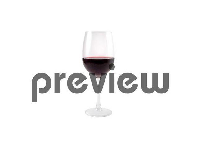Pay for Red Wine Glass Stock Photo - Royalty Free Image