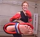 Ellen Kickboxing 1
