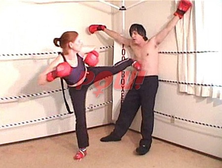 Pay for Rose Kickboxing One