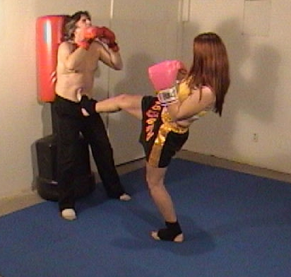 Pay for Svetlana Kickboxing