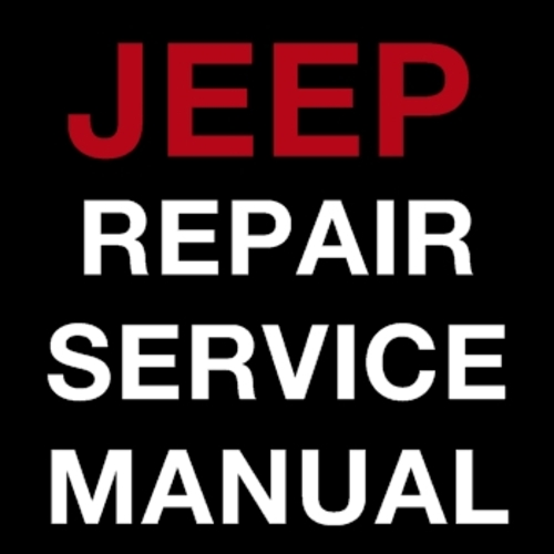Pay for JEEP WRANGLER 1997-2002 FACTORY REPAIR SERVICE MANUAL