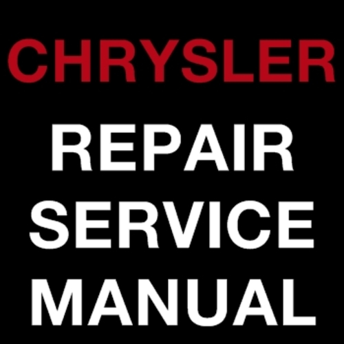 Pay for CHRYSLER VOYAGER 1996-2000 FACTORY REPAIR SERVICE MANUAL