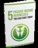Thumbnail 5 Passive Income Businesses You Can Start Today
