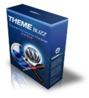 Pay for THEME BUZZ; Wordpress Theme Creator