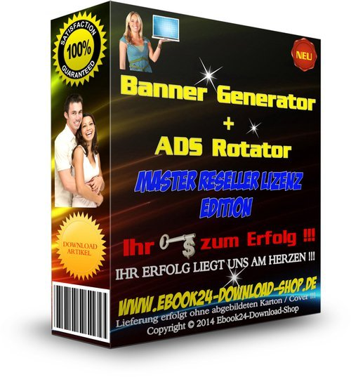 Pay for Banner Generator & ADS Rotator