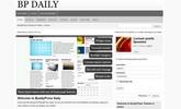 Thumbnail Wordpress The Daily Theme