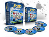 Thumbnail PSD Blowout - UNFLATTENED PSDs to 27 websites