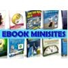 Thumbnail Ebook Minisites Pack 5 - private label rights and msr