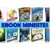 Thumbnail Ebook Minisites Pack 3 - msr, plr