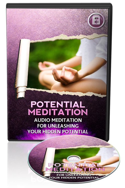 Pay for Guide Meditation to release your potential