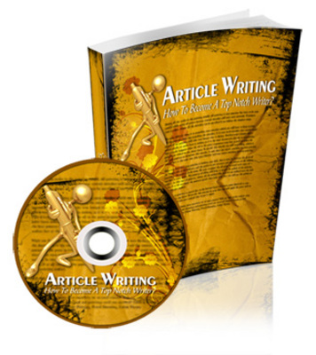 Pay for How to Become a Top Notch Writer Audio ebook + Bonuses