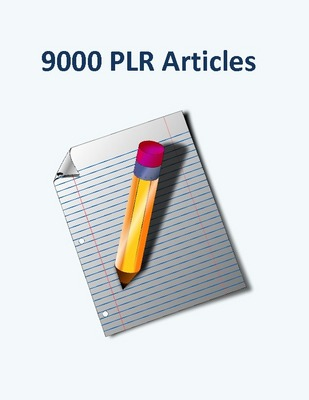 Pay for 9000 Private Label Rights Articles