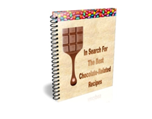 Pay for The Best Chocolate-Related Recipes