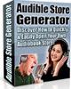 Thumbnail Audible Store Generator Script