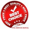 Thumbnail Aprilia SR 50 2002 Full Service Repair Manual