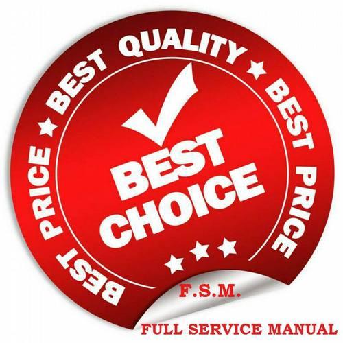 Pay for Citroen Xsara Picasso 2000 Full Service Repair Manual