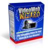 Thumbnail Video Web Wizard Webvideo-Software + Master Reseller Lizenz