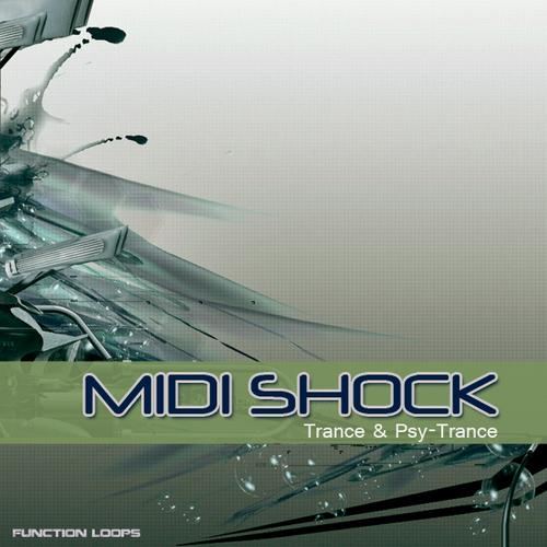 Pay for MIDI SHOCK: Psy-Trance MIDI pack