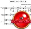 Thumbnail Amazing grace - Klaviernoten
