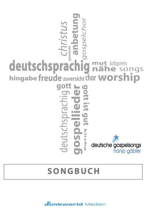 Thumbnail Deutsche Gospelsongs - Songbuch