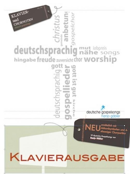 Pay for Klavierausgabe für deutsche Gospelsongs