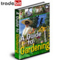 Thumbnail A Guide To Gardening. Practical Guide. Private Label Rights.
