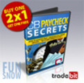 Thumbnail CB Paycheck Secrets - Download PDF, Audio & Video Course with Master Resale Rights + 2x1 BONUS!