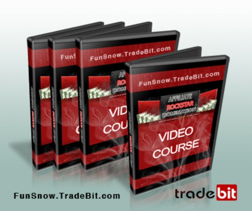Pay for Affiliate Rockstar Domination eBook+Videos+Sales Page M R R