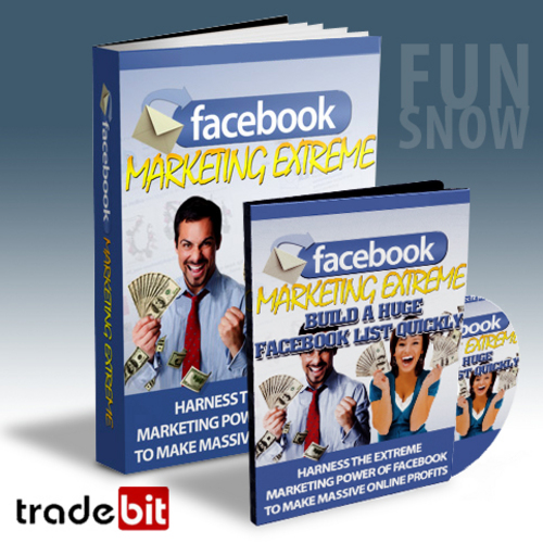 Pay for Facebook Marketing Extreme + Social Networking Supercharged!