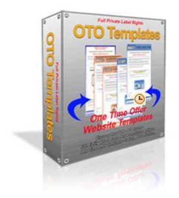 Pay for  One Time Offer Templates