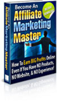 Pay for Affiliate  Marketing Master