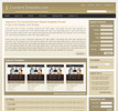 Thumbnail Five HTML Website Template With PLR
