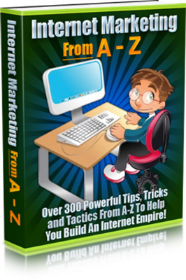 Pay for Internet Marketing From A to Z With MRR