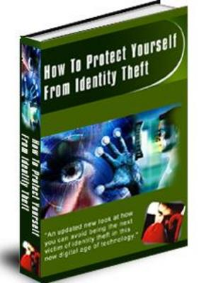 Pay for How To Protect Yourself From Identity Theft With PLR