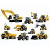 Thumbnail VOLVO EC55-2 COMPACT EXCAVATORS (CEX) SERVICE MANUAL