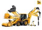 Thumbnail JCB ROBOT 160HF SKID STEER LOADER SN 1602000 TO 1604999 SERVICE MANUAL