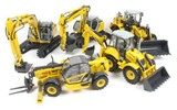 Thumbnail NEW HOLLAND W230C WHEEL LOADER SERVICE MANUAL - Collection of 2 files