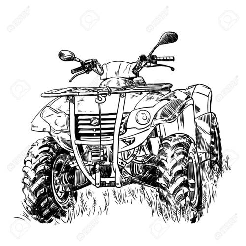 Pay for AEON 300 4-STROKE ATV Service Manual