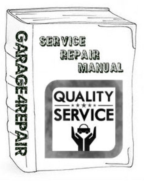 Pay for Suzuki Geo 1988 Repair Service Manual