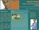 Thumbnail Personal Web Template