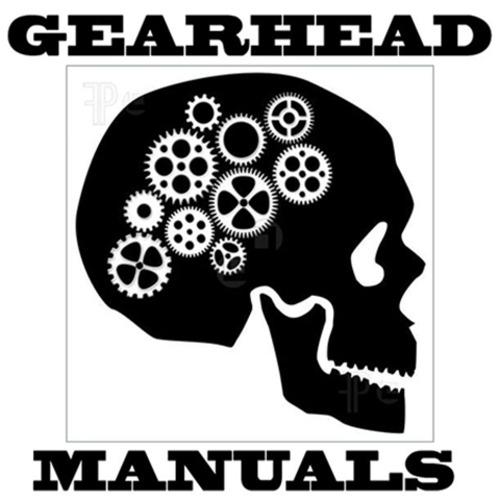 Free 2009 Buell XB Series Motorcycle Repair Manual PDF Download thumbnail