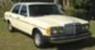 Thumbnail MERCEDES BENZ 300D 300TD SERVICE MANUAL 1976-1985