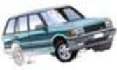 Thumbnail LAND ROVER RANGE ROVER MANUAL 1995-2002 ONLINE