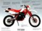 Thumbnail YAMAHA TT350 FACTORY REPAIR MANUAL 1985-2000 DOWNLOAD