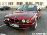 Thumbnail BMW 530i SERVICE MANUAL REPAIR MANUAL FSM 1988-1991 DOWNLOAD