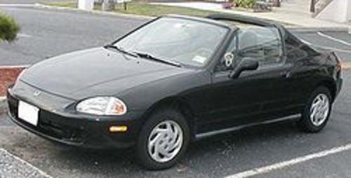 Px Honda Civic Del Sol