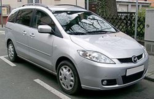 Mazda 5 Premacy Service Manual Download 2005-2007