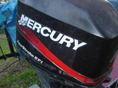 Mercury Hp Stroke on Mercury 50 Hp Outboard